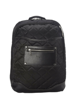 Bugatti Vail Backpack Black BKP22101 Front 1