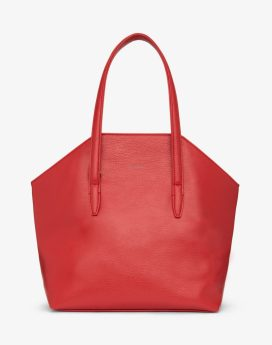 Matt and Nat Baxter Tote Dwell Collection Ruby Front