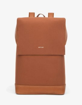Matt and Nat Hoxton Backpack Canvas Collection Chili Front