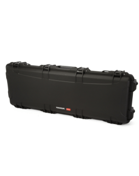 Nanuk 990 Long Case Black Front 1
