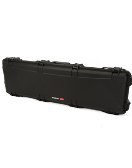 Nanuk 995 Long Wheeled Case Black Front 1