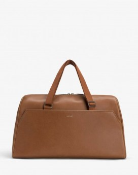 Matt and Nat Blake Weekender Bag Vintage Collection Chili Front