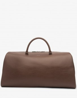 Matt and Nat Hapak Weekender Bag Dwell Collection Chestnut Front