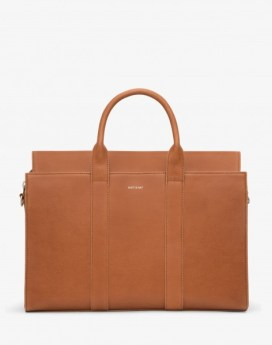 Matt and Nat Parallel Satchel Vintage Collection Chili Front