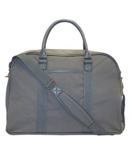 Bugatti Arizona Duffel Bag DUF609 Grey Front