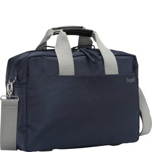 Bugatti Jason Laptop Briefcase EXB 49577105 Blue Side