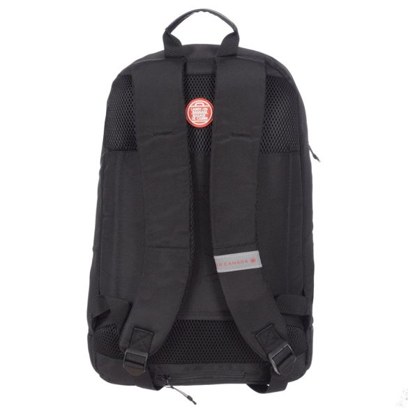 Air Canada Carry-On Business Laptop Backpack A2108 Black Back