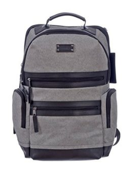 Renwick Business Backpack A2150-RW Grey Front 1