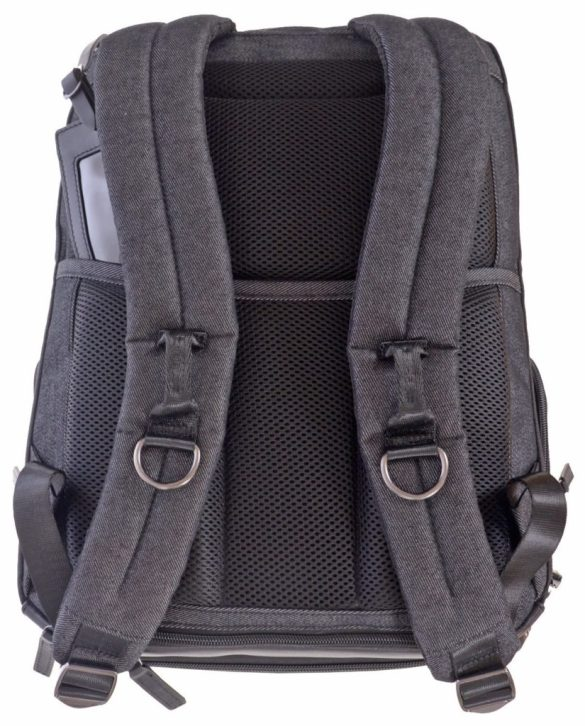 Renwick Business Backpack A2150_RW Black Back