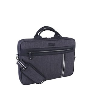 Roots 73 17.3inch Laptop Bag RTS3461 Grey Front