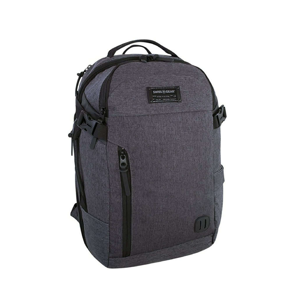da8ccdbab0 Swiss Gear Getaway 15.6 inch Laptop Backpack Grey - Travel n Gear