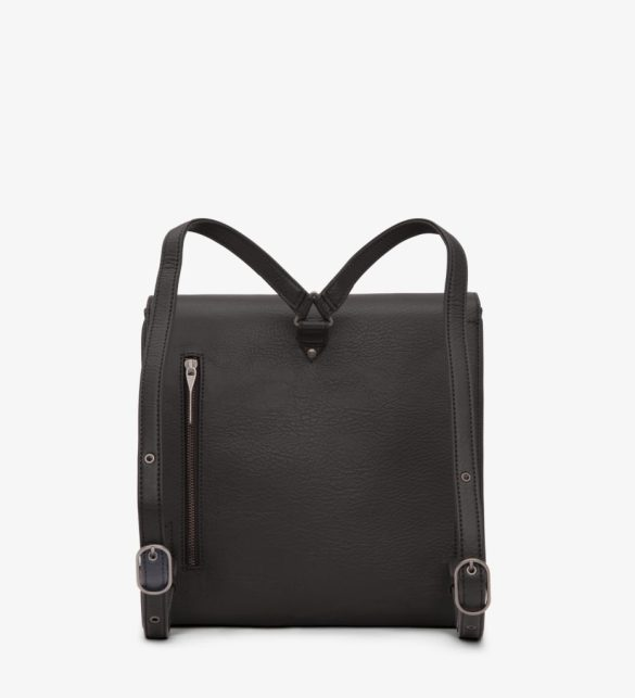Matt and Nat Mercy Backpack Dwell Collection Black Back