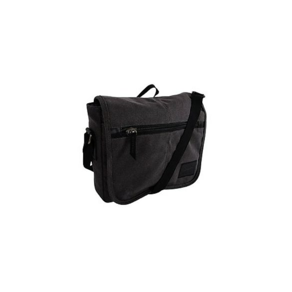 Roots 73 Tablet Messenger Bag RTS3440 Grey Front 1