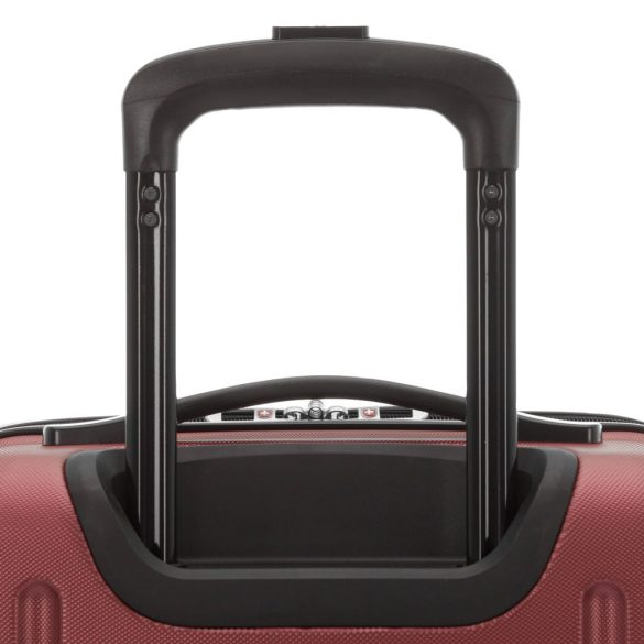 Swiss Gear Significance 20 inch Hardcase Carry-On SW17069 Red Handle