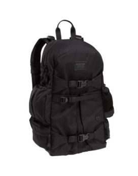 Burton Zoom 26L Camera Backpack True Black 11031100002 Front 2