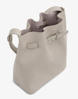 Matt and Nat Lexi Bucket Bag Dwell Collection Koala-Whisper Inside