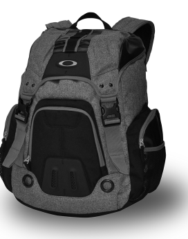 Oakley Gearbox LX Plus Backpack Grigio Scuro 921041