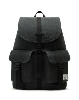 Herschel Supply Co Dawson Backpack Black Cotton Casuals Front