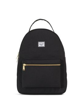 Herschel Supply Co Nova Backpack Mid-Volume Black Front
