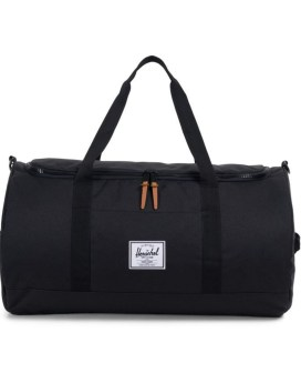 Herschel Supply Co Sutton Duffle Black Front