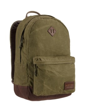 Burton Kettle Pack Backpack Keef Waxed Canvas