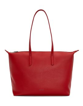 Matt and Nat Abbi Tote Dwell Collection Red Front