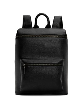 Matt and Nat Oshie Backpack Dwell Collection Black Front
