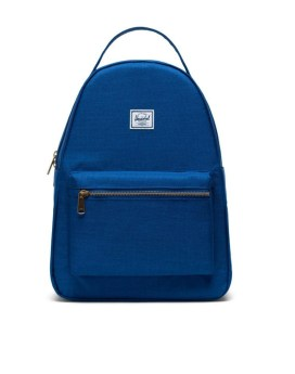 Herschel Supply Co Nova Backpack Mid-Volume Monaco Blue Crosshatch