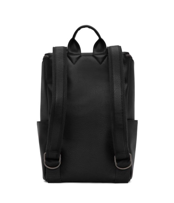 Matt and Nat Brave Backpack Dwell Collection Black SS20 Back