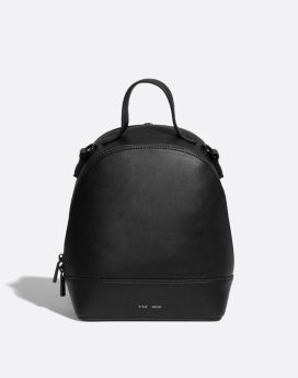 Pixie Mood Cora Backpack Small Black Front