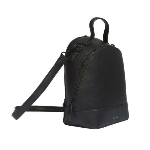 Pixie Mood Cora Backpack Small Black Side Right
