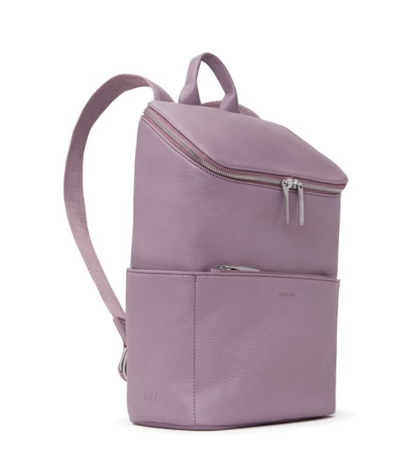 Matt and Nat Brave Backpack Dwell Collection Amethyst Side