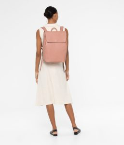 Matt and Nat Fabi Backpack Vintage Collection Pearl Back