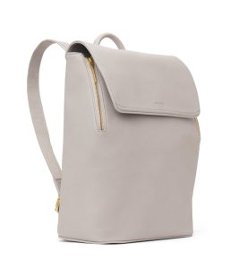 Matt and Nat Fabi Backpack Vintage Collection Pearl Side