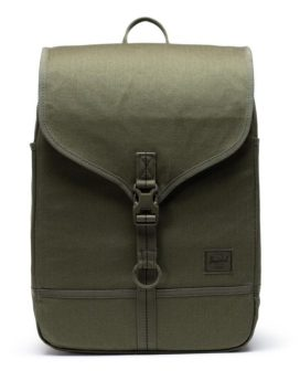 Herschel Supply Co Purcell Backpack Surplus Ivy Green Front 1