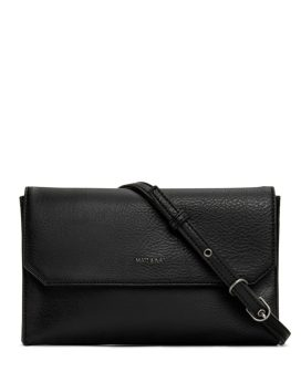 Matt and Nat Suky Crossbody Dwell Collection Black Front