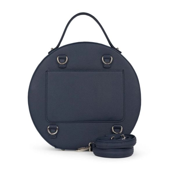 Lambert Olivia Backpack Marine Back