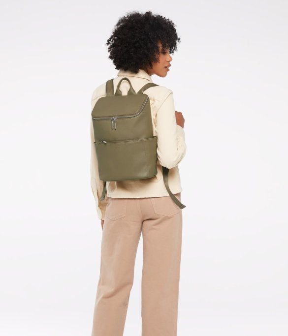 Matt and Nat Brave Backpack Purity Collection Mineral Model