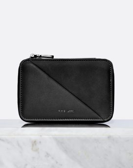 Pixie Mood Blake Jewelry Case Black Front