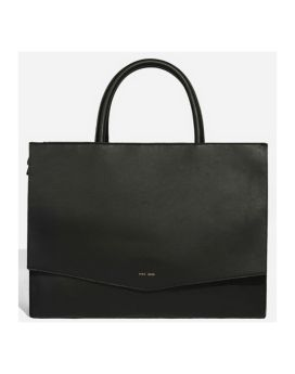 Pixie Mood Caitlin Tote Black Front 1