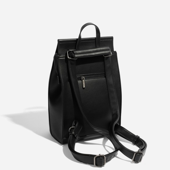 Pixie Mood Kim Backpack Black Back Side