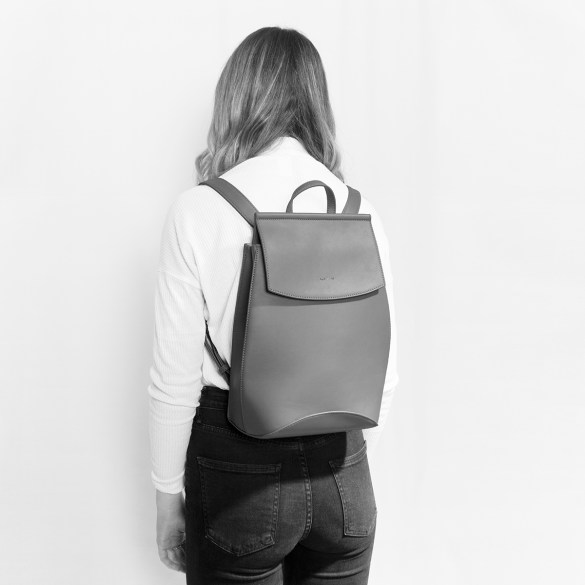 Pixie Mood Kim Backpack Black Model Back