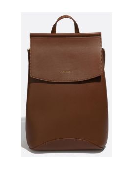 Pixie Mood Kim Backpack Dark Oak Front 1
