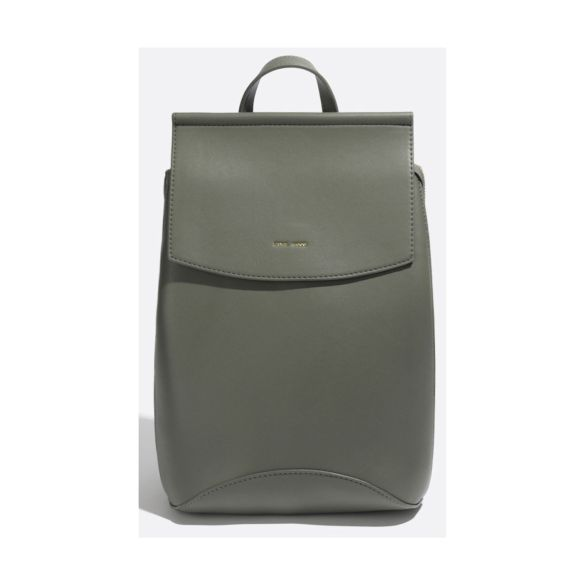 Pixie Mood Kim Backpack Moss Front 1