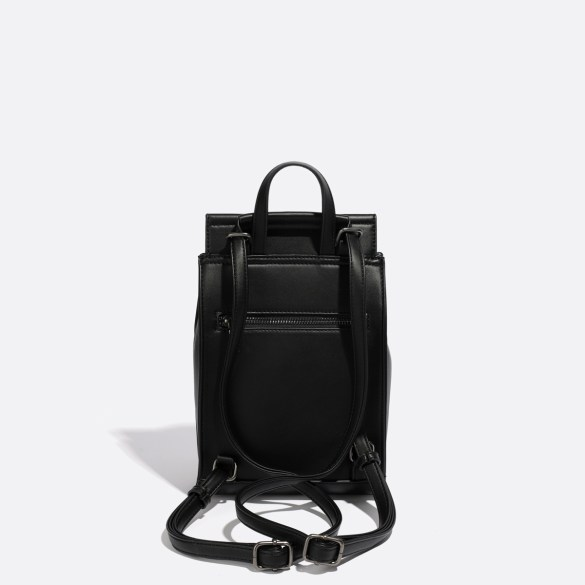 Pixie Mood Kim Mini Backpack Black Back