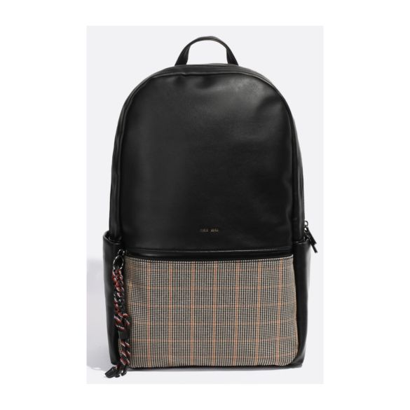 Pixie Mood Leila Backpack Tartan Front 1