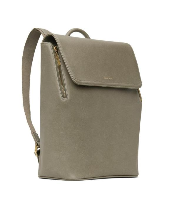 Matt and Nat Fabi Backpack Vintage Collection Sage Side