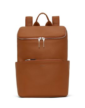 Matt and Nat Brave Backpack Purity Collection Carotene Front