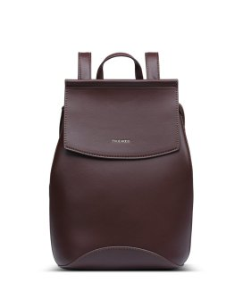 Pixie Mood Kim Backpack Chocolate Front