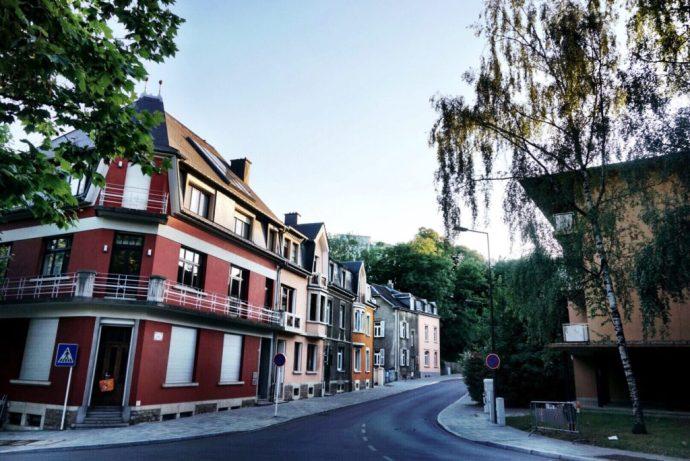 Luxembourg City-Street-Jetsetterproblems